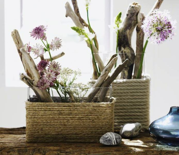 ---------------------------------------------------------------------------DIY vase decoration 7 3