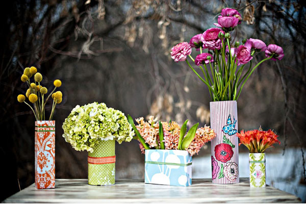 ------------------------------------------------------------------DIY vase decoration 6 3
