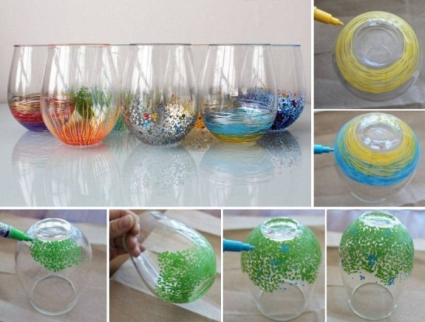 ------------------------------------------------------------DIY vase decoration 1 3