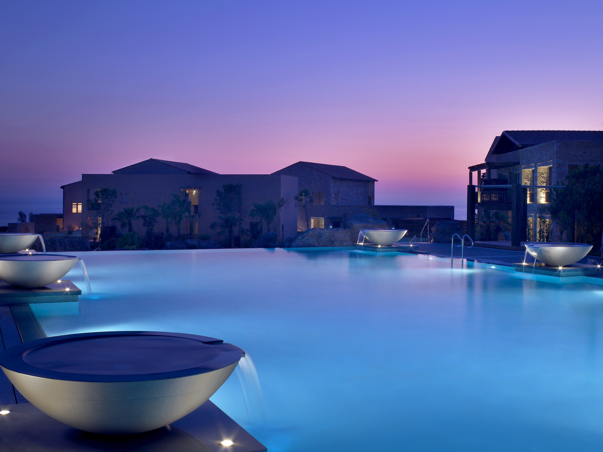 -------------------------The Westin Pool