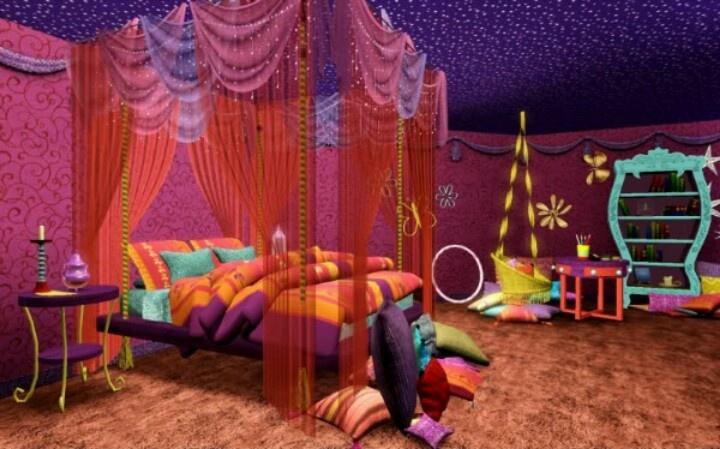 1fairytale-girl-room 12