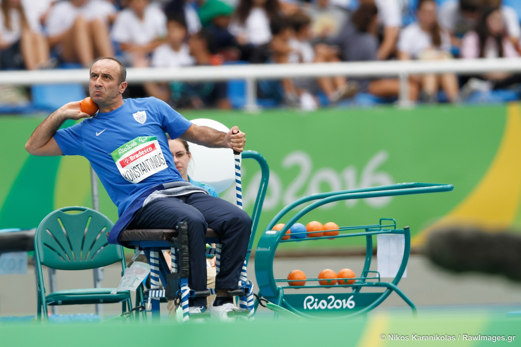 Παραολυμπιακοί Ρίο 2016 2