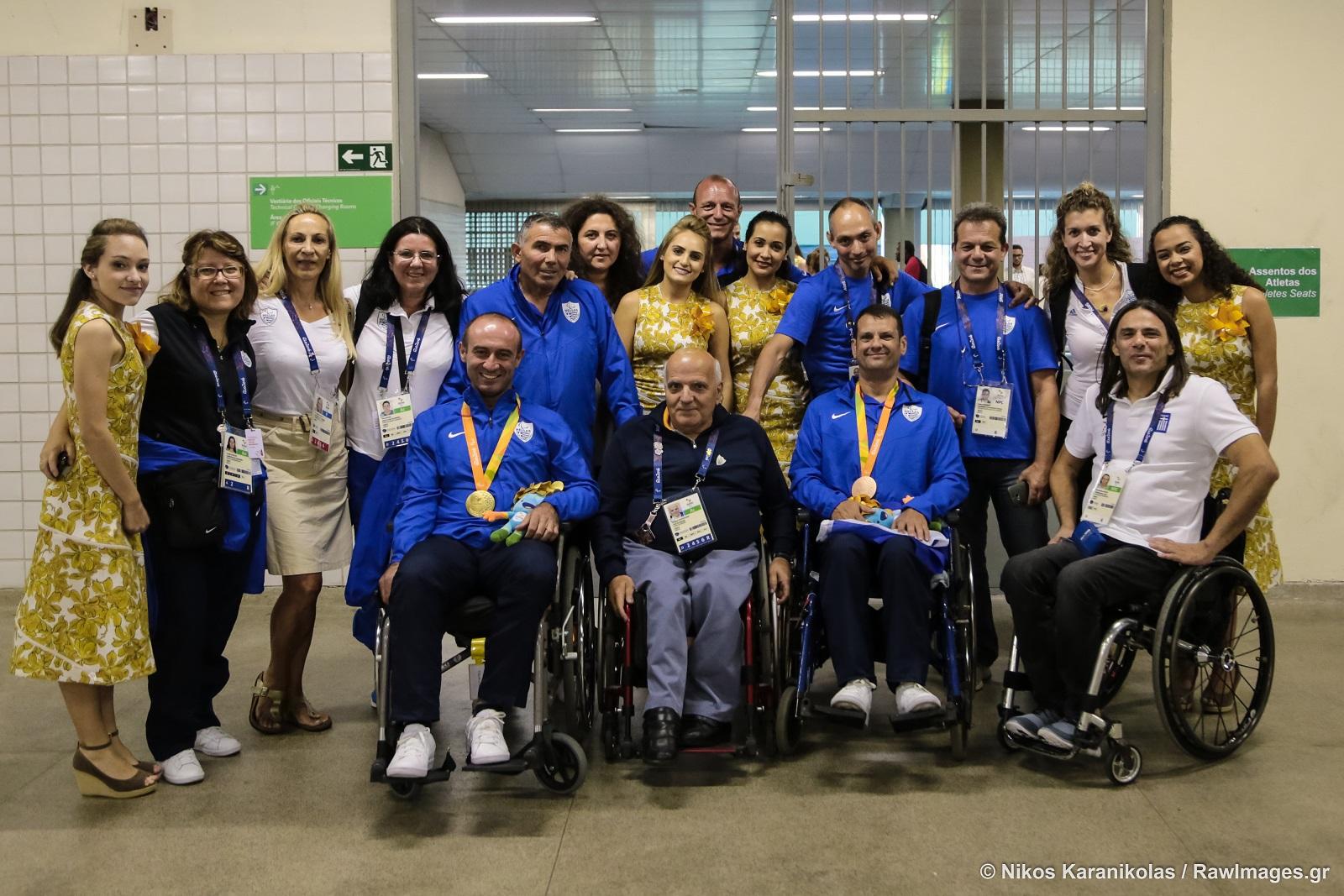 Παραολυμπιακοί Ρίο 2016 5