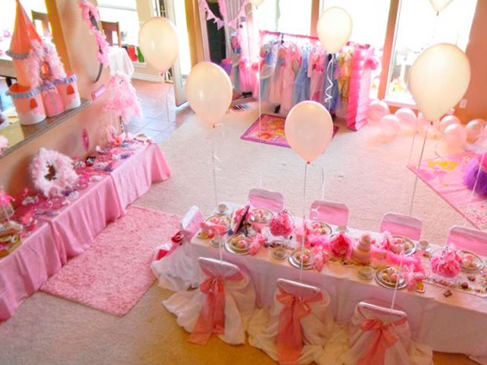 princess party decorations 12