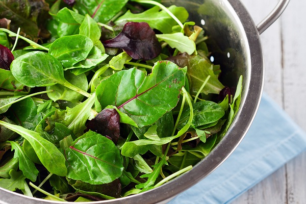03 salad tricks help lose weight mixed greens