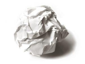 wrinkled crumpled paper 1196284 300x225 3