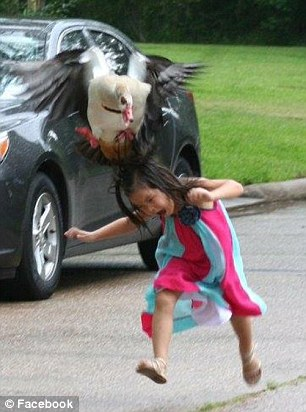 33CDDAAF00000578 3572129 Summer Gidden got attacked by an angry mama goose but when her o a 9 1462317911485