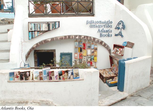Atlantis Books Oia2