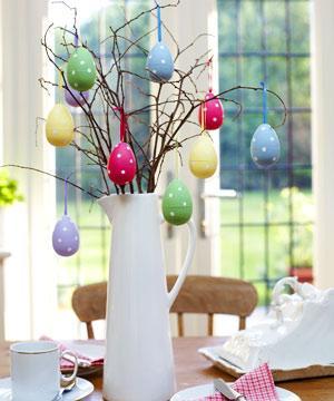 easter egg tree praktic ideas