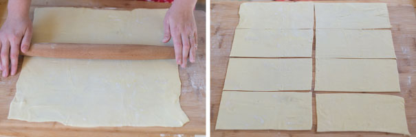 Sinfully Easy Chocolate Croissant Recipe Step 1