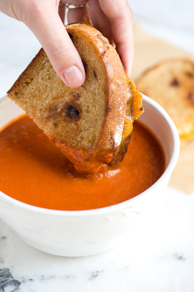Tomato Soup Recipe 1