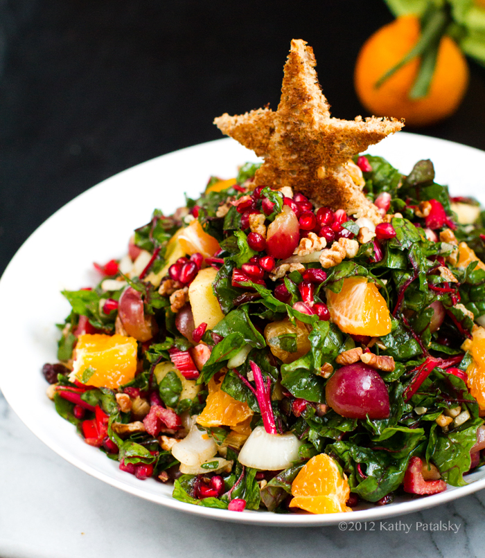 christmas tree salad 10