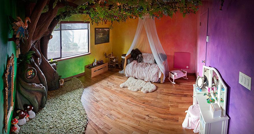 daughter bedroom fairy