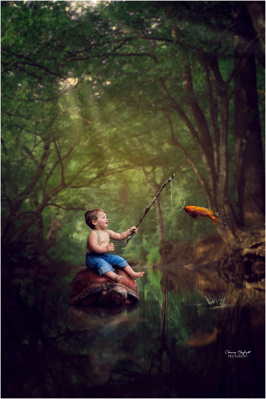 i create whimsical portraits of children 11 880
