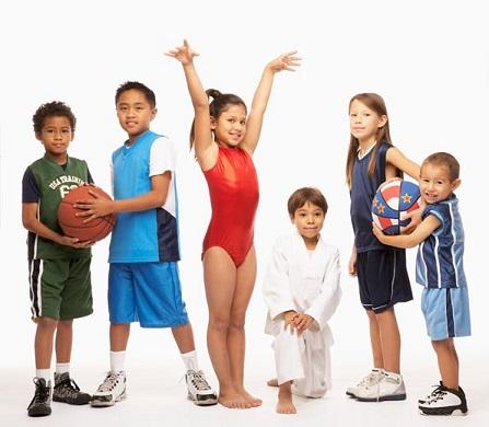 kid athletes supreme fitness club exercise summer training