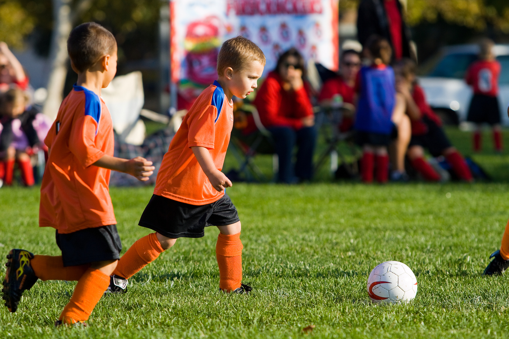 support your child athlete to create great experiences and memories