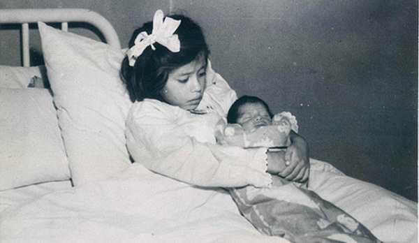 lind medina five year old mother1