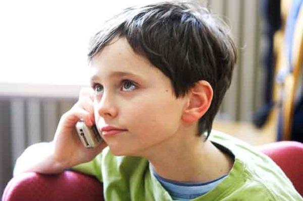 mobile phone child rex