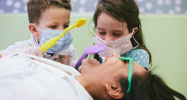 child dentistry education