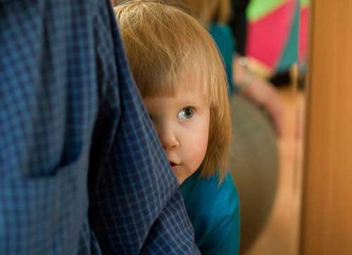 msc shy child story