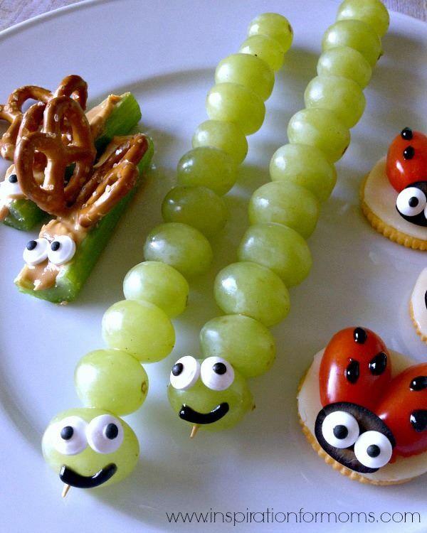 c5709b73148adf53e39f7101acae300e creative ideas for kids creative kids snacks