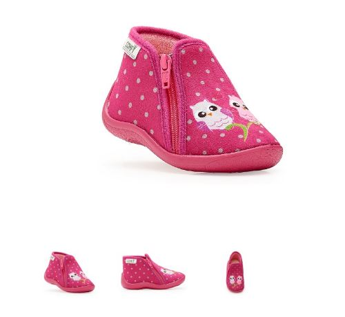 pantoflakia roz