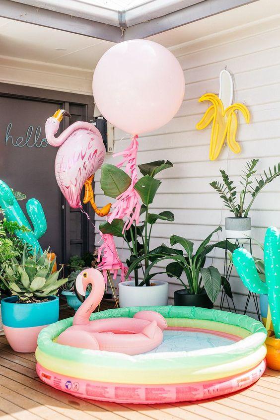 paidiko parti flamingo 12