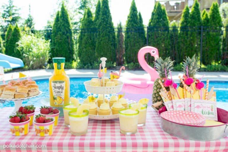 paidiko parti flamingo 17