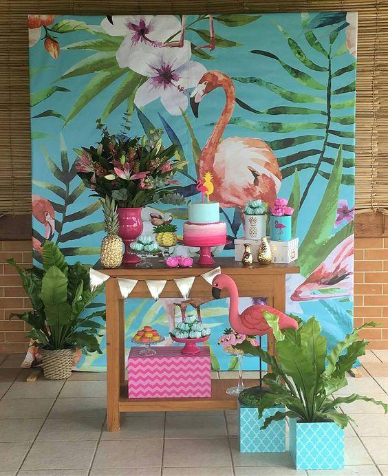 paidiko parti flamingo 6