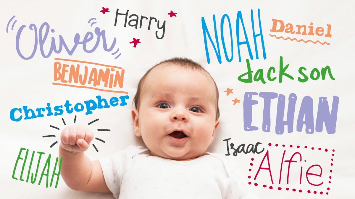 AM baby names