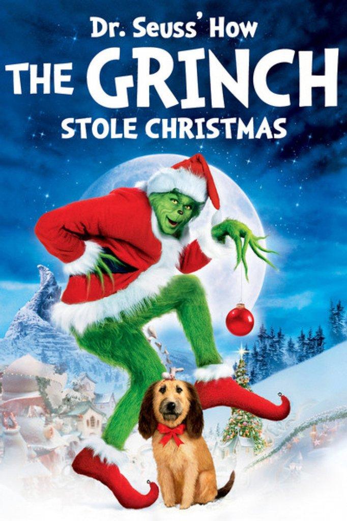 Dr Seuss How Grinch Stole Christmas