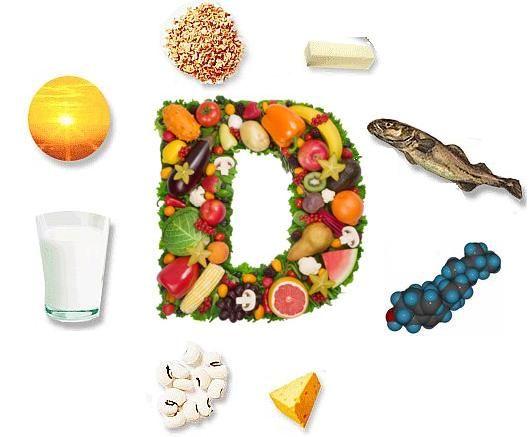 βιταμινη d