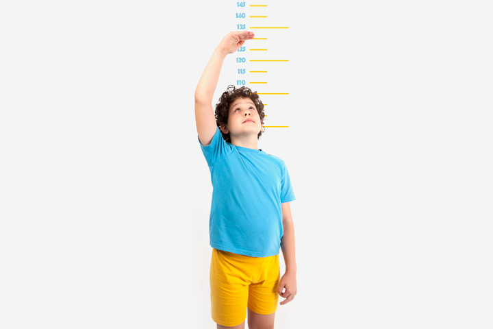 Determine Your Childs Height