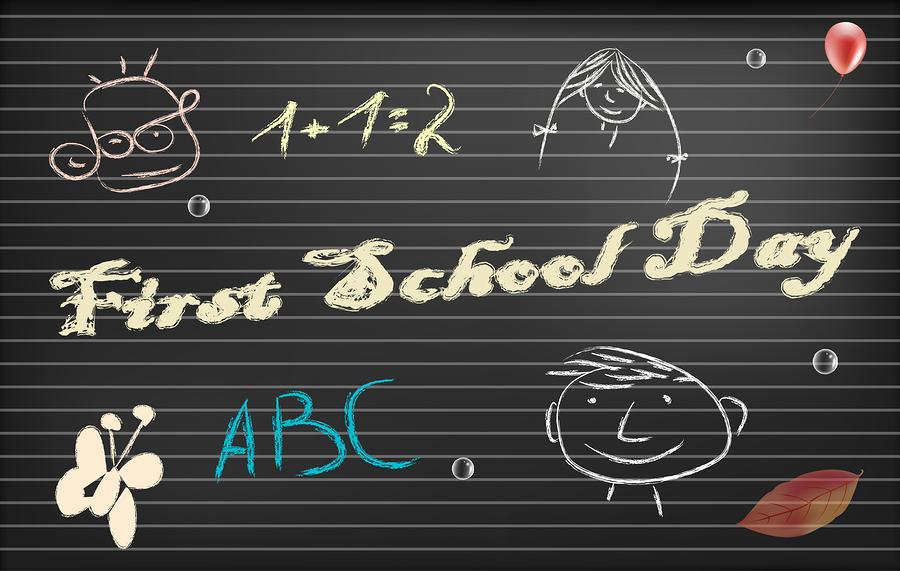 bigstock Fist school day 22571687