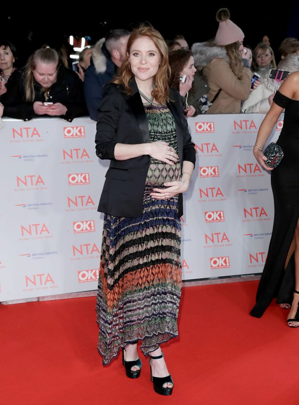 National Television Awards Red Carpet Arrivals 1
