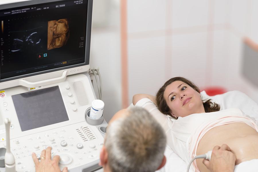 bigstock Prenatal Examination 66574177