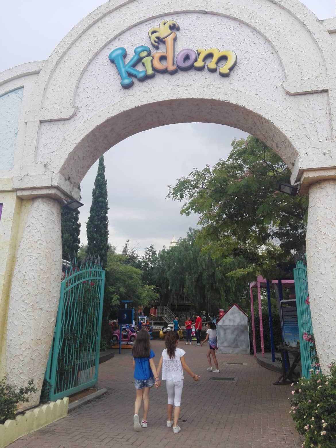 kidom allou fun park 17