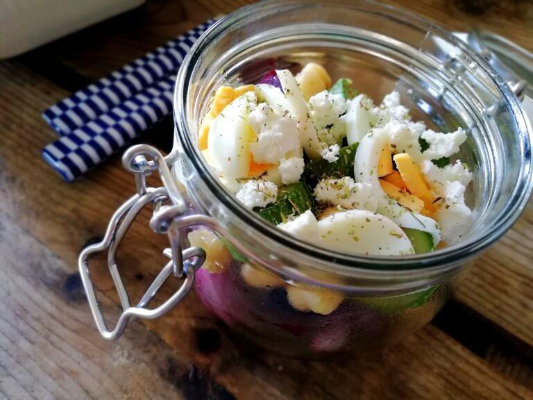 salata me kolokuthakia aygo kai patzaria 2