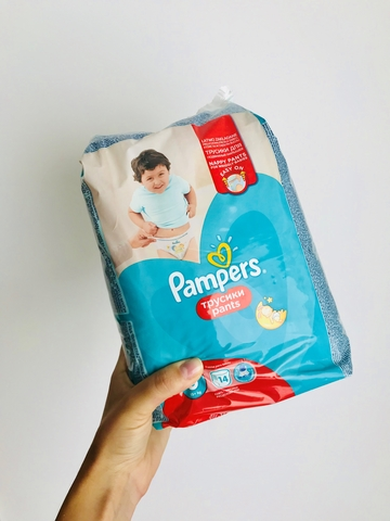 PANES PAMPERS 4