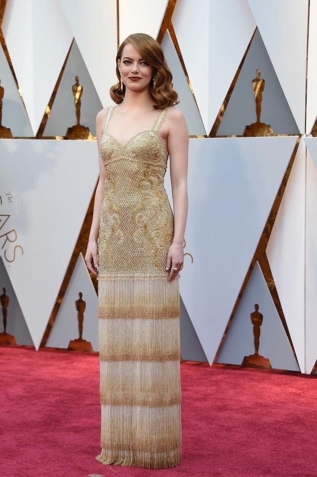 Emma Stone oscars 2017