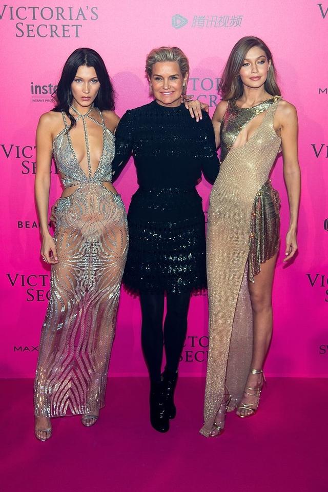 Yolanda Foster Gigi Hadid Bella Hadid
