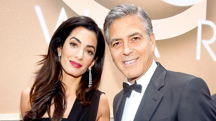George Clooney Amal Alamuddin 10