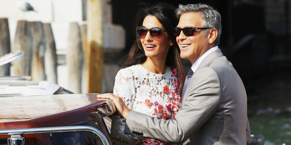 George Clooney Amal Alamuddin 4