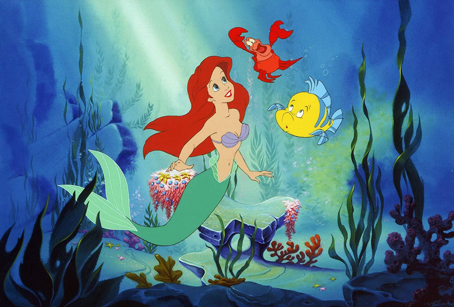 The Little Mermaid 1989 1