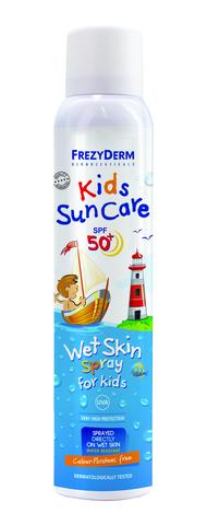 Frezyderm Kids Sun Care WetSkin SPF50