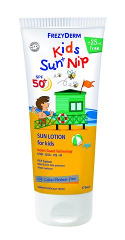 Frezyderm Kids Sun Nip SPF50 175ml