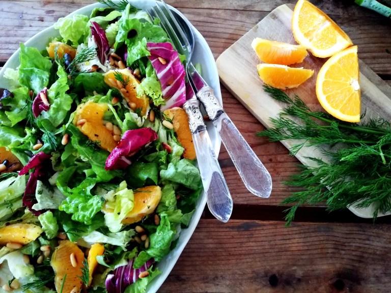 salata me portokali1