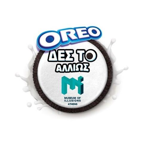 OREO Des To Alliws logo