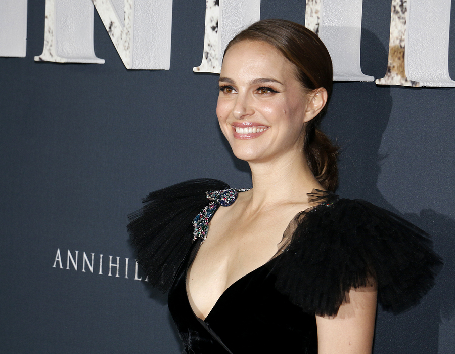bigstock Natalie Portman at the Los Ang 227106886