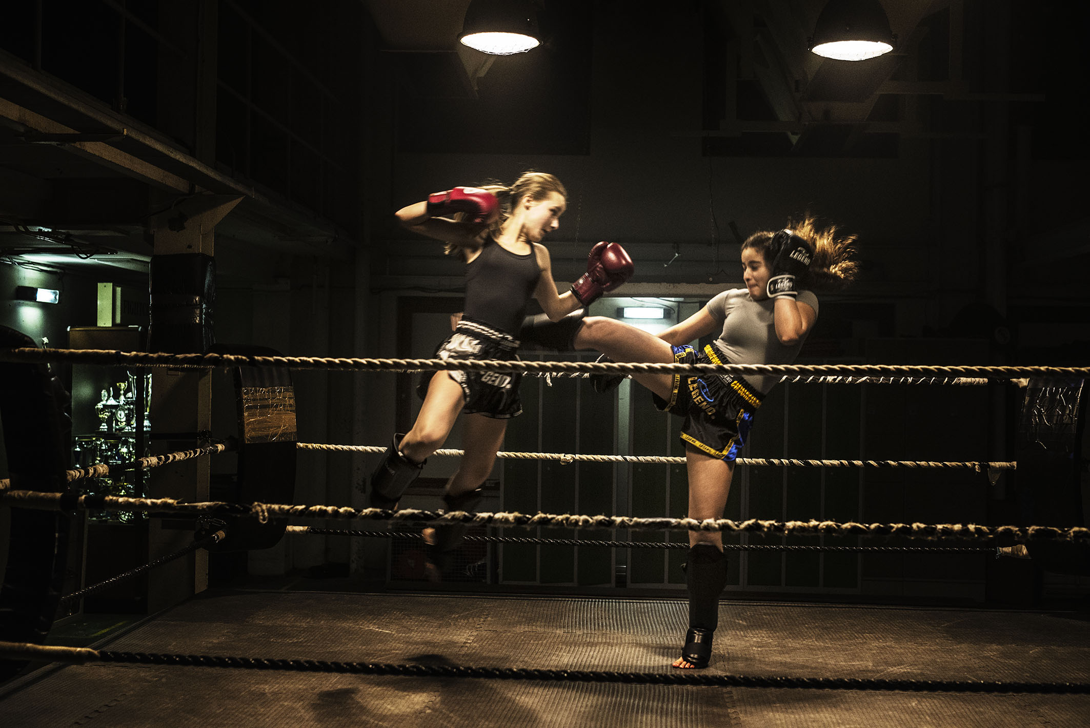 Fight girl 3